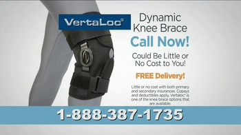 VertaLoc TV Spot, 'Ease the Knees'