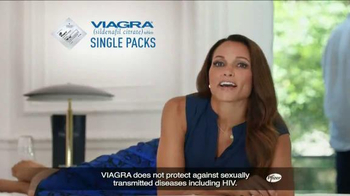 Viagra Single Packs TV Spot, \'Overpack\'