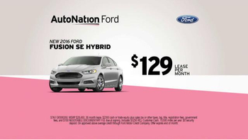 Movie: 2016 Ford Fusion SE Hybrid thumbnail