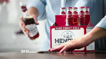 Henry's Hard Cherry Cola TV Spot, 'Except Cherry' - Thumbnail 4