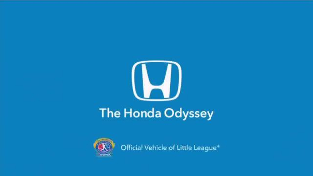 Honda Odyssey TV Commercial, 'Mascot Race' - iSpot.tv