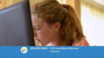 K12 TV Spot, '2016 Back to School: Fresh Start'