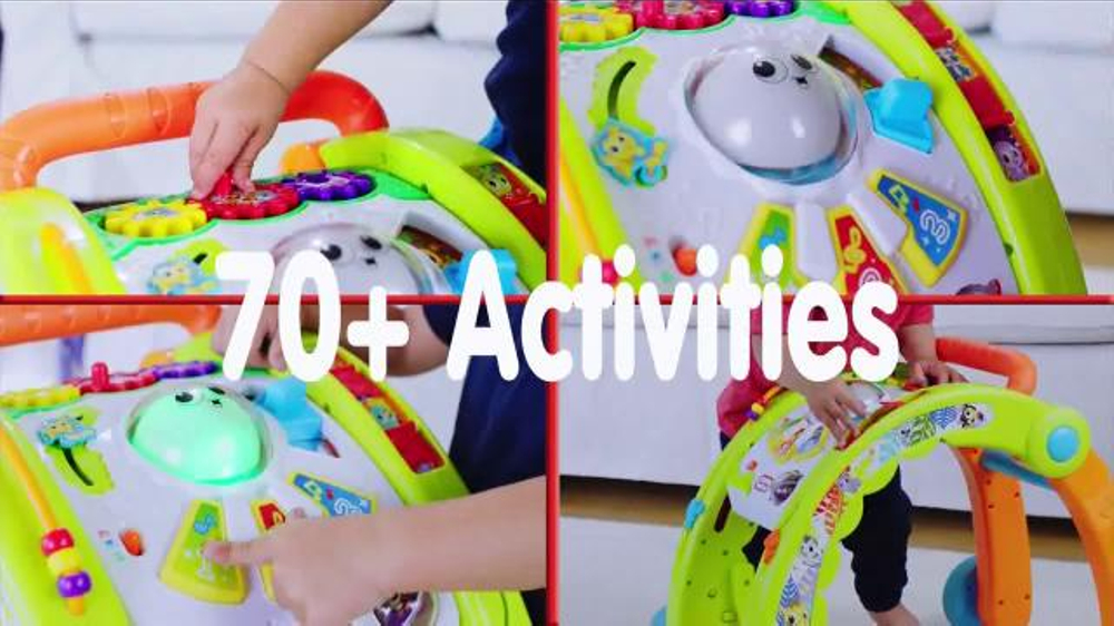 Little Tikes Light 39 N Go 3 In 1 Activity Walker Tv Commercial 39 Colorful 39