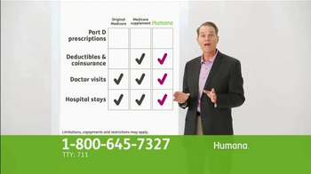 Humana TV Spot, \'All the Coverage\'