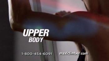 MaxiClimber TV Spot, 'Go Vertical'