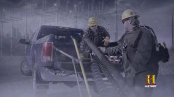 Ram Trucks TV Spot, 'History Channel: Alaska'