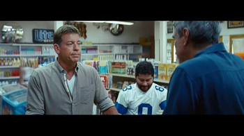 Miller Lite TV Spot, 'Dwelling in the Past' Featuring Troy Aikman