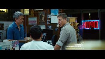 Miller Lite TV Spot, 'Dwelling in the Past' Featuring Troy Aikman - Thumbnail 6