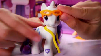 My Little Pony Cutie Mark Magic Rarity Booktique Playset TV Spot, 'Library'