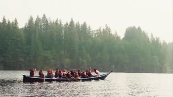 Alaska Airlines TV Spot, 'Canoe' Featuring Russell Wilson
