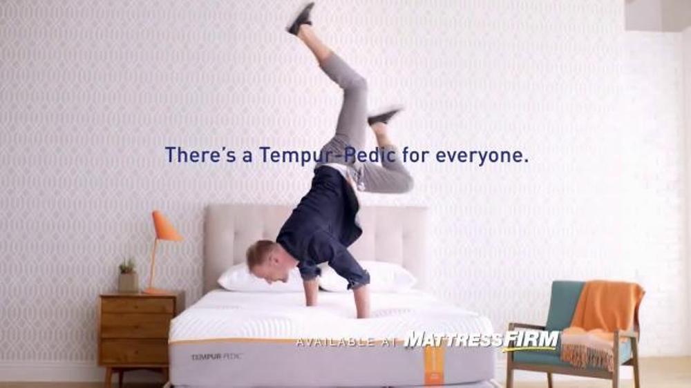 Mattress Firm Tempur-Pedic TV Commercial, 'Sleep Happy ...