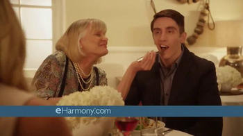 eHarmony TV Spot, \'Past Dates\'