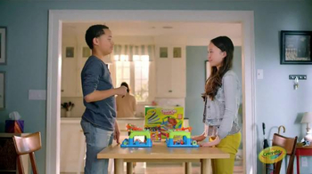 Crayola Crayon Carver TV Spot, 'Competition'