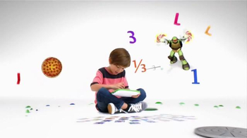 Leap Frog Imagicard TV Spot, 'From Mutant Ninja to Math Master'