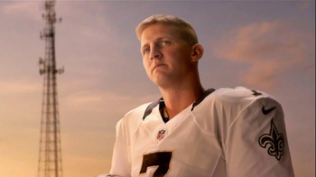 Verizon TV Spot, \'A Better Network: Backup Quarterback Luke McCown\'