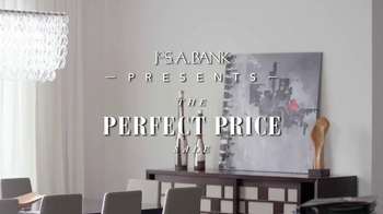 JoS. A. Bank Perfect Price Sale TV Spot, 'Wool Suits, Shirts and Pants'