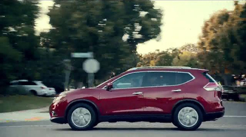 Nissan Rogue TV Spot, 'Family Visit' Song by Edwin Starr