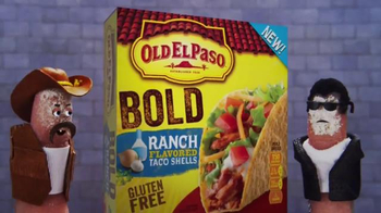 Old El Paso TV Spot, 'Bold Cool'