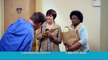 CashNetUSA TV Spot, 'Man vs. Six Floors'