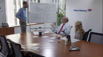 Bank of America Preferred Rewards TV Spot, 'Rock Star Brainstorm' - 23 commercial airings