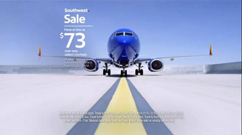 Southwest Airlines TV Spot, 'Heads or Tails' Song by BØRNS - Thumbnail 7