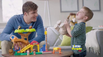 Little People Big Animal Zoo TV Spot, 'Wild About Animals'
