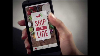 Chili's App TV Spot, 'Lunch Hour' Song by Lynyrd Skynyrd