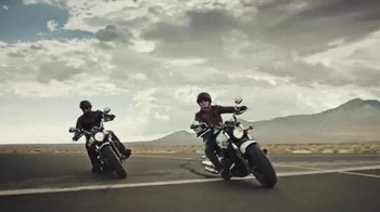 Indian Scout Motorcycle TV Spot, 'Legend' Song by Blues Saraceno