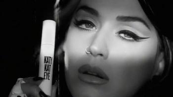 CoverGirl Katy Kat Eye Mascara TV Spot, 'Noir' Featuring Katy Perry