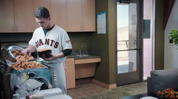Esurance TV Spot, 'Chicken Strips' Featuring Buster Posey - Thumbnail 1