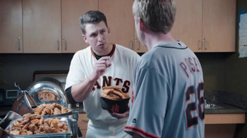 Esurance TV Spot, 'Chicken Strips' Featuring Buster Posey