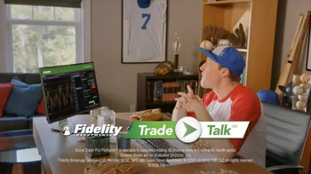 Fidelity Investments Active Trader Pro TV Spot, 'Starter' - 10 commercial airings