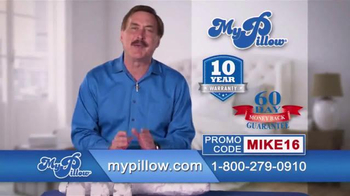 My Pillow TV Spot, \'Buy One Get One Free\'