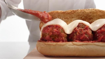 Arby's Italian Meatball Sub TV Spot, 'Little Gift'