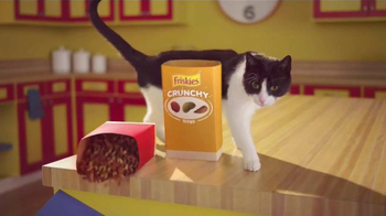 Friskies Tender & Crunchy Combo TV Spot, 'That's Just What Happens'