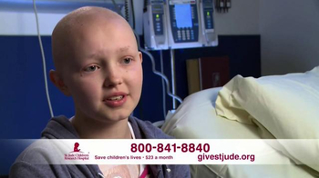 St. Jude Children\'s Research Hospital TV Spot, \'Join the Fight\'