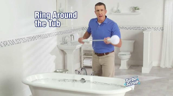 Turbo Scrub TV Spot, 'Quick and Easy' - 2269 commercial airings