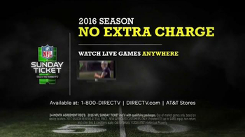 DIRECTV NFL Sunday Ticket TV Spot, 'Peyton on Sunday Mornings: Groceries' - Thumbnail 9