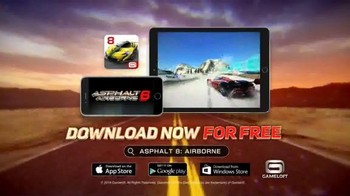 Asphalt 8: Airborne TV Spot, 'Hit the Road to Rio' - Thumbnail 9