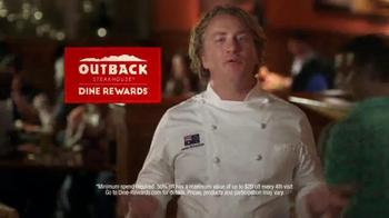 Outback Steakhouse Dine Rewards Program TV Spot, 'Steak Heaven'