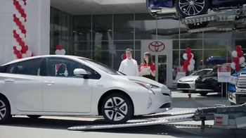 Toyota Annual Clearance Event TV Spot, 'Last Shipment' - 53 commercial airings