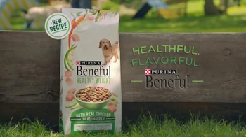 Purina Beneful Healthy Weight TV Spot, 'Jessica and Riley' - Thumbnail 9