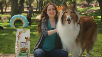 Purina Beneful Healthy Weight TV Spot, 'Jessica and Riley' - Thumbnail 7