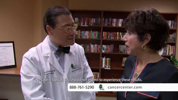 Cancer Treatment Centers of America TV Spot, \'Rosie Painter\'