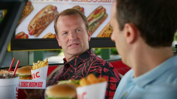 Sonic Drive-In $5 SONIC Boom Box TV Spot, 'An Honest Deal' - 3211 commercial airings