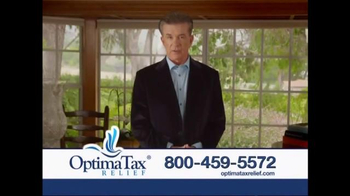 Optima Tax Relief TV Spot, 'IRS' Featuring Alan Thicke