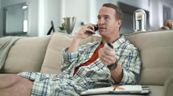 DIRECTV NFL Sunday Ticket TV Spot, 'Peyton on Sunday Mornings: Phone Call' - Thumbnail 3