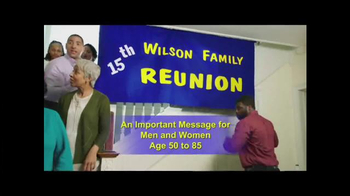 Colonial Penn TV Spot, 'Family Reunion' Featuring Alex Trebek