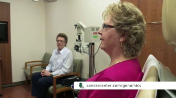 Cancer Treatment Centers of America TV Spot, \'Genomics\'