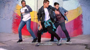 JCPenney Biggest Sale of the Season TV Spot, 'Back to School Dance Off'